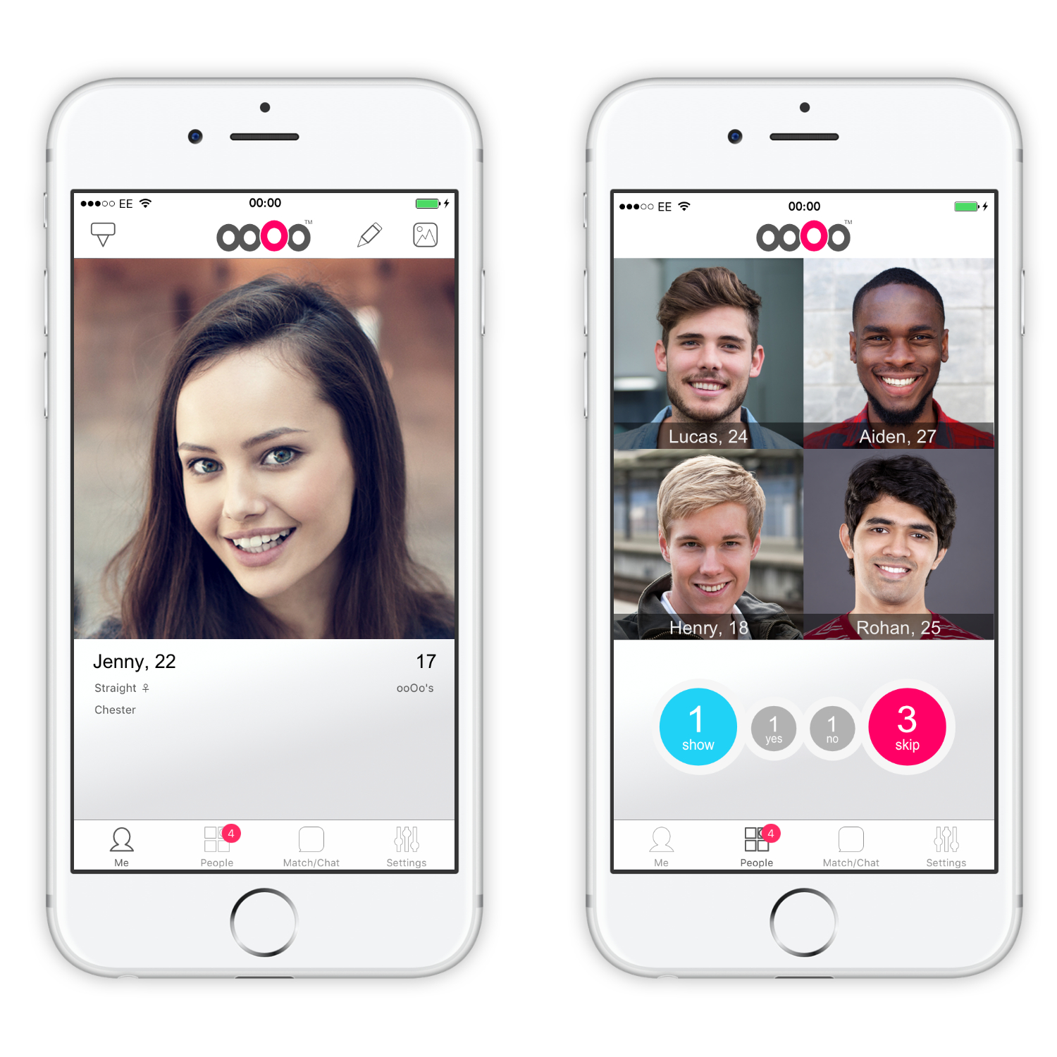 Free dating app for iphone